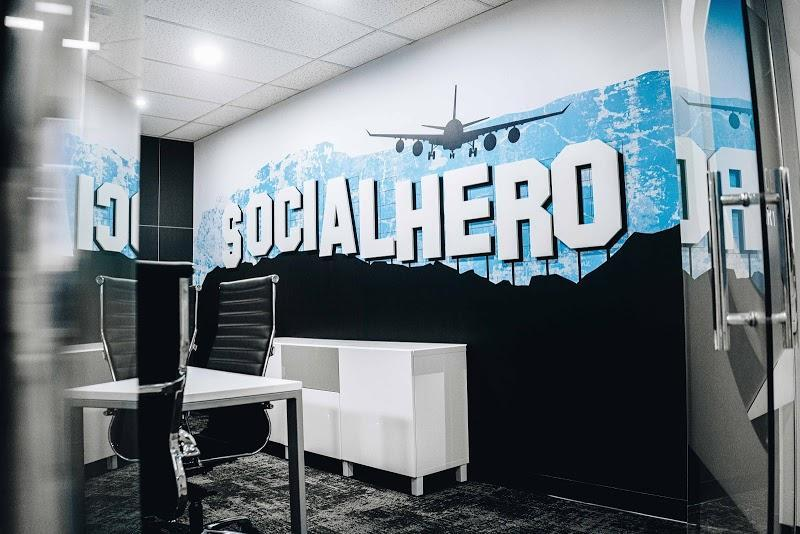 Content Marketing Social Hero Media in Edmonton (AB) | WebMetric