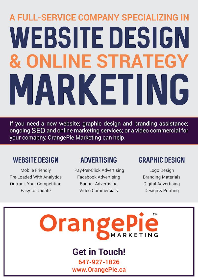 Marketing Agency OrangePie™ Marketing in Scarborough (ON) | WebMetric
