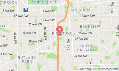map, Content Marketing Tiller Digital in Calgary (AB) | WebMetric