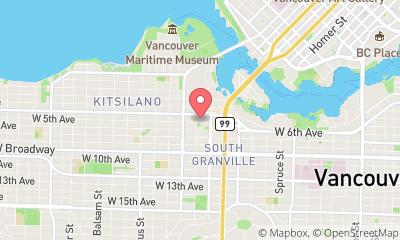 map, SEM soulpepper Digital Marketing in Vancouver (BC) | WebMetric