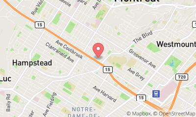 map, SEO Canada Services